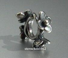 Trollbeads * Blumenkranz * Flower Wreath * 925 Silber *