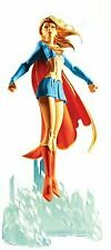 DC Collectible 6 Inch Statue Figure Superman - Supergirl By Michael Turner