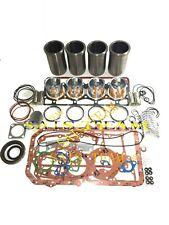 4D94-2 Overhaul Rebuild Piston Ring Gasket Kit For Komatsu PC60-1 Excavator