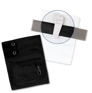 Prestige Medical Nurse EMT Belt Clip Pocket Pal Organizer - 3 Color Choices!