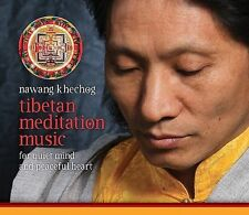NEW Tibetan Meditation Music (Audio CD)
