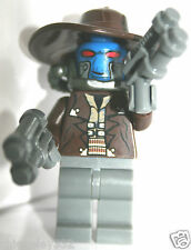 Lego Star Wars Cad Bane Minifigure Clone Brand New (Removed from Keychain)