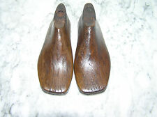 "PAIR OF ANTIQUE BABY SHOE MOLDS 5 1/2""!"