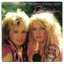 DOLLIE DE LUXE 45T QUEEN OF THE NIGHT SATISFACTION Rock