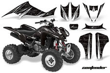 ATV Decal Graphic Kit Wrap For Suzuki LTZ400 Kawasaki KFX400 2003-2008 CONT W K
