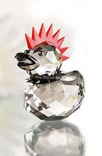 SWAROVSKI CRYSTAL LOVLOT HAPPY DUCK PUNK DUCK 1096735 MINT BOXED RETIRED RARE