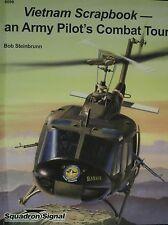 Squadron Book Vietnam Scrapbook - an Army Pilot's Combat Tour