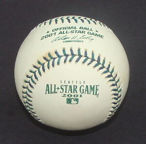 2001   ALL STAR BASEBALL SEATTLE