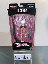 Hasbro Marvel legends LIZARD BAF WAVE GWENPOOL -  MISB