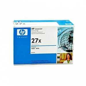 HP Toner C4127X, 27X Black schwarz für HP LaserJet 4000, LaserJet 4050, OVP