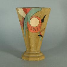 Vase de décoration Art déco en céramique, Porcelaine