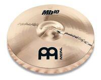 Meinl 14-Inch Brilliant Finish Medium Soundwave Hi-Hat Cymbals - MB10-14MSW-B