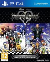 KINGDOM HEARTS 1.5 & 2.5 HD I.5 II.5 REMIX CD FISICO EN CASTELLANO ESPAÑOL PS4