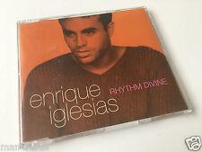 Iglesias, Enrique: Rhythm Divine Maxi CD Single