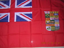 British Empire Flag Canada Red Ensign 1905-1922 3ftX5ft GB UK EIIR QEII HM Queen