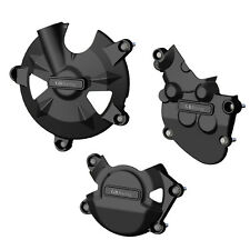 GBRacing Kawasaki ZX-10R 2008 Motordeckel Protektoren Engine Cover Protection