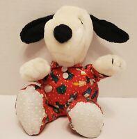 """Vintage Applause 8"""" SNOOPY Plush/Stuffed Animal Toy PEANUTS"""