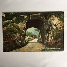 Killarney the Tunnel on the Kenmare Road Unposted Postcard