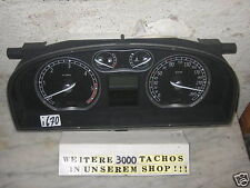 Tacho Kombiinstrument Renault Laguna Bj.05 8200291334