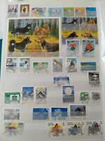 Finland Used Stamps - 400 Different Many Full Sets Exquisite Round Cancellation