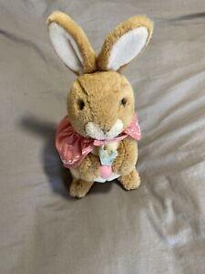 Peter Rabbit Mopsy Bunny Plush Toy By Fredrick Warne Eden.