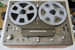 Tandberg 74B Valve Stereo Reel To Reel Four Track Tape Recorder