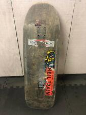 POWELL PERALTA LANCE CONKLIN Vintage 90's SkateBoard Deck USED