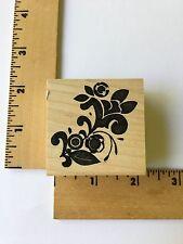 Memory Box Rubber Stamps - Monterey Flourish - C990 - NEW
