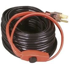 Easy Heat AHB-130 30 Foot Water Pipe Freeze Protection Heating Cable Heat Tape K