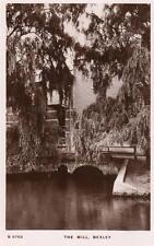 Mill Bexley Nr Dartford unused RP old pc WHS Kingsway S5753