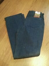 J-295 true vintage maverick flare leg jeans 32×34 USA