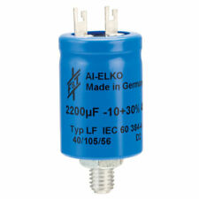 FTCAP LFB22204025036 2200µF -10+30% 40V Solder Tag Aluminium Elect Capacitor