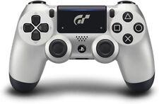 Silver GT Sport PS4 PRO Rapid Fire Custom Modded Controller (CUH-ZCT2U) …
