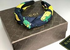 Gucci Headband Brand New Designer Hairband Trend Authentic Hair Accessories Rare