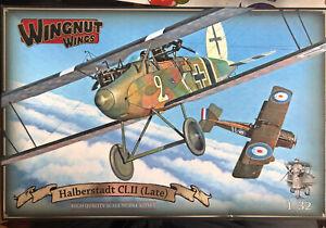 Wingnut Wings 1/32 - 32062 - HALBERSTADT CL.II (Late)