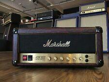 Marshall SC20H Studio Classic JCM800 20W Valve Head Snakeskin UK Exclusive