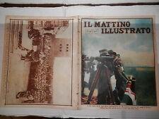 1927 Vittorio Emanuele III e Italo Balbo Aviano Romano Mussolini Coppa Schneider