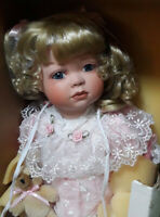 """Kais American Artists Collection 21"""" Full Porcelain """"Heather"""" By Janis Berand"""