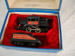 HO Japanese-made Camelback Steam Locomotive - lot 19