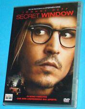 Secret Window - DVD - Johnny Depp