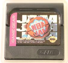 Sega Game Gear Gamegear  NBA JAM  GAME (GAME  ONLY)