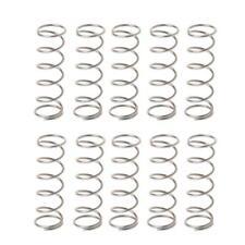 10Pcs New Mouse Wheel Roller Springs for Logitech G500 G502 G700 G700S M705 M950
