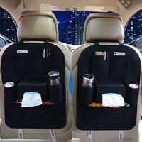 Hot Car Seat Back Tidy Organiser Multi-Pocket Travel Hanging Storage Bag  Gift