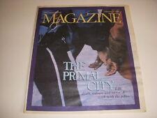 Louisville Courier Journal Magazine 1989: Louisville Police Dept. (LPD)