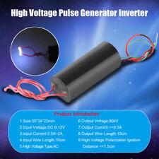 Generatore Alta Tensione Impulso Modulo Elettrico Arco Super 80kV DC 6-12V