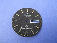 JAEGER LECOULTRE MASTER MARINER BLACK POWDER COAT OLD STOCK WATCH DIAL