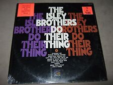 The ISLEY BROTHERS Do Their Thing 1963 RARE SEALED New Vinyl LP 1968 SUS-5257