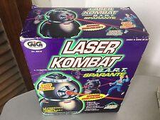 1996 # VINTAGE TOYMAX Laser Challenge - B.A.R.T. Droid ROBOT#NIB LASER KOMBAT