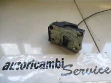 RENAULT SCENIC 1.9 DCI 6M 75KW (2001) RICAMBIO CHIUSURA SERRATURA PORTA POSTERIO