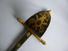 Ancien coupe papier forme épée